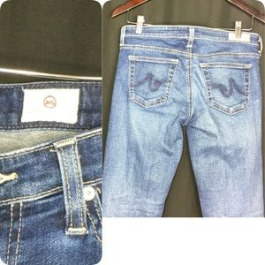 AG adriano Goldschmied 29R jeans